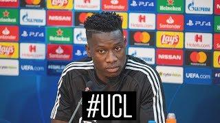 Andre Onana over Champions League-wedstrijden: 'Dit seizoen nieuwe kans om te dromen'