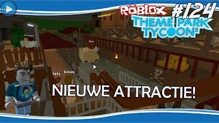 THEME PARK TYCOON 2 IS TERUG! - ROBLOX #124