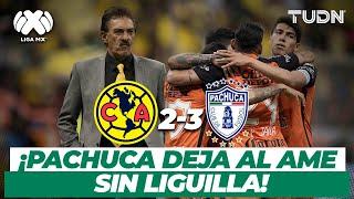 ¡Clientazos! Los tuzos vuelven a dejar fuera al América | América 2-3 Pachuca - CL2017 | TUDN