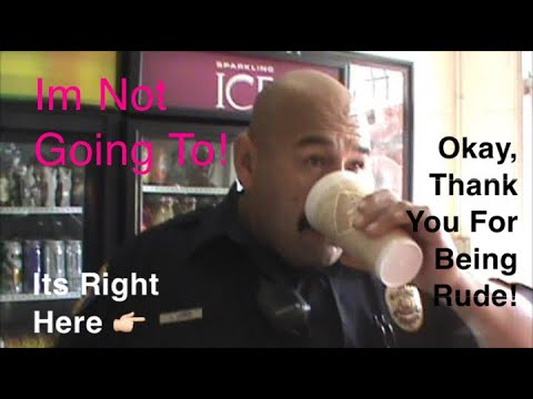 CamBacking Chief And Rude Sergeant;Shafter Police Department(Coffee With Cops)-1st Amendment Audit