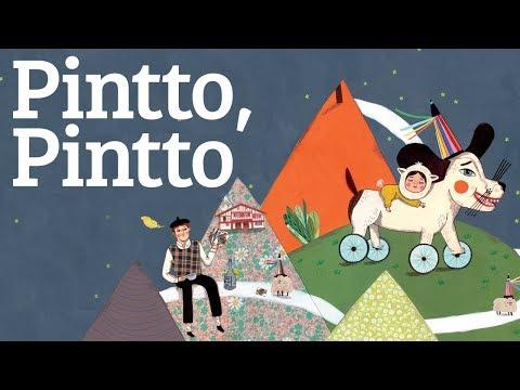 Pintto, Pintto  - Basque Nursery Rhymes with lyrics