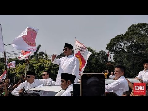 Orasi Depan Pendukung, Prabowo: Kita Tak Mau Jadi Antek, Kacung, Budak Bangsa Lain! Pilpres 2019