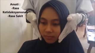 Penanganan Rahang Bawah Yang Lepas Dari Engselnya|TMJ Dislocation Treatment.