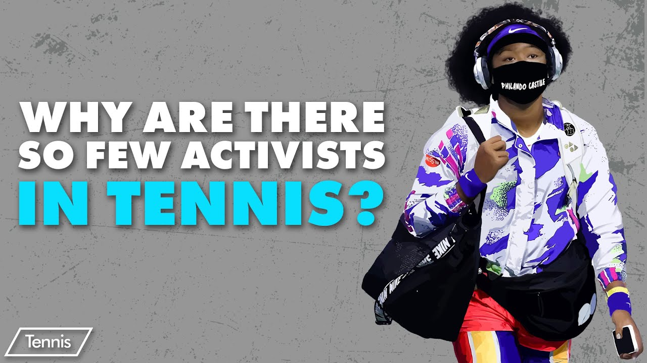 Sports Activism: Why Are There So Few Activists in Tennis?