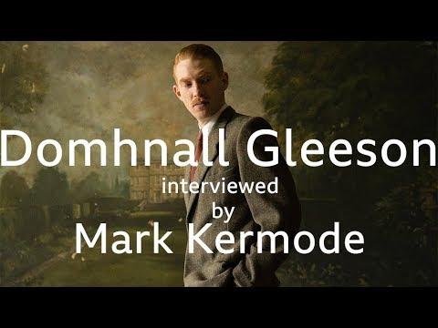 Mark Kermode and Simon Mayo  Domhnall Gleeson