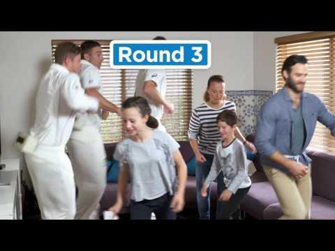 Australian Cricket Team v Cooper Family
