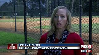 Mason Classical Academy sues former parent after misconduct allegations