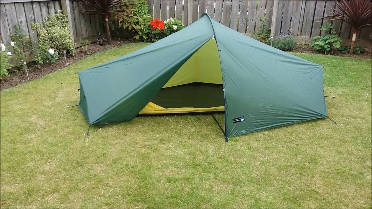 Terra nova laser competition 1 Tent. How to put it up and down quickly. - YouTube : laser comp tent - memphite.com