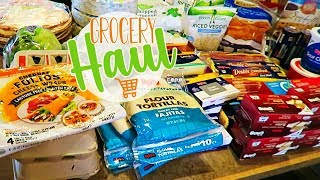 Monthly Grocery Haul | Family of Four | Keto Grocery Haul and Meal Plan