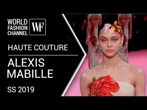 Alexis Mabille Haute Couture Spring-summer 2019