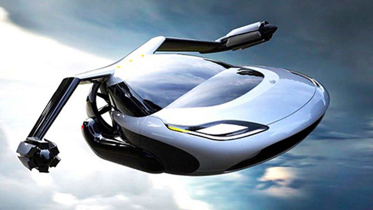 驚愕!実在する空飛ぶ車7選