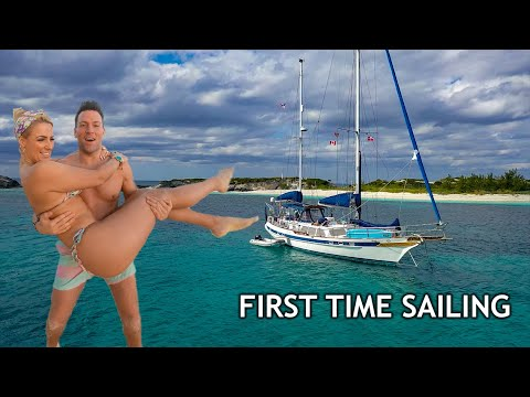 FIRST TIME SAILING | DOMINICAN REPUBLIC TO PUERTO RICO