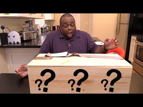 MYSTERY BOX TIME! [Coolest One EVER!]