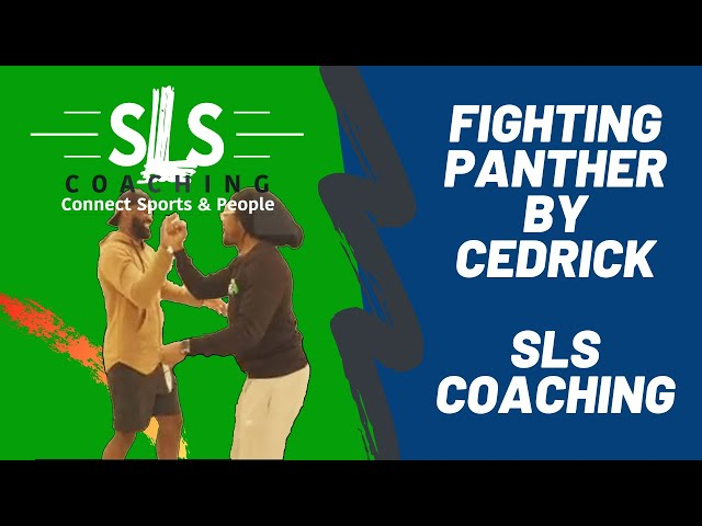 FIGHTING PANTHER - By SLS Coaching