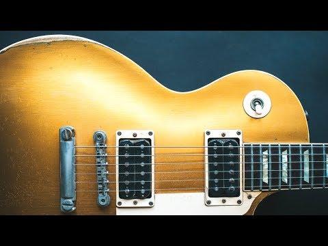 Nasty Blues Rock   Guitar Backing Track Jam in D Minor