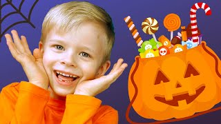 Halloween Songs  For Kids    Knock Knock -Trick Or Treat