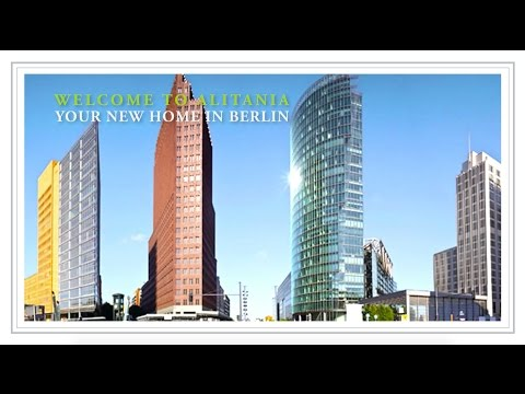 Alitania Furnished Apartments Berlin