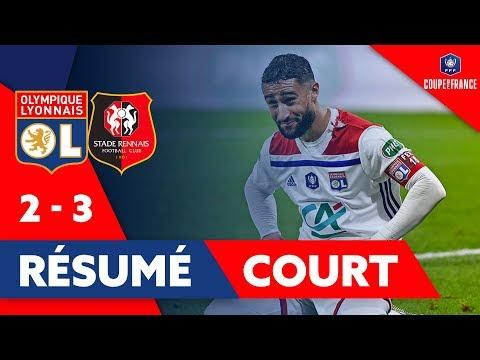 Résumé Court OL/Rennes 2019 | Coupe de France | Olympique Lyonnais