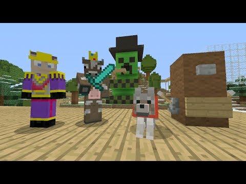 Minecraft Xbox - Hide And Seek [142]