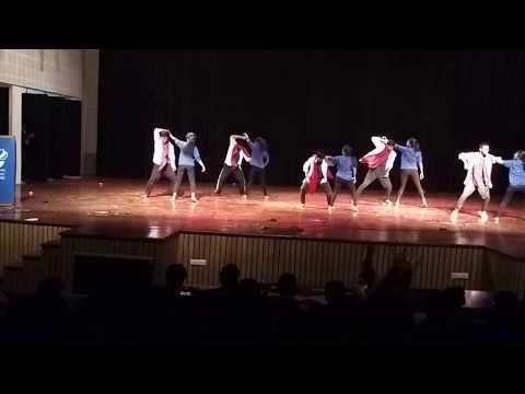 IIM Indore Vs IIT Indore Dance Face Off 2017 - IIM Indore Performance