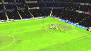 Chelsea ile Str�msgodset - Gol �mer Toprak 62 dakika