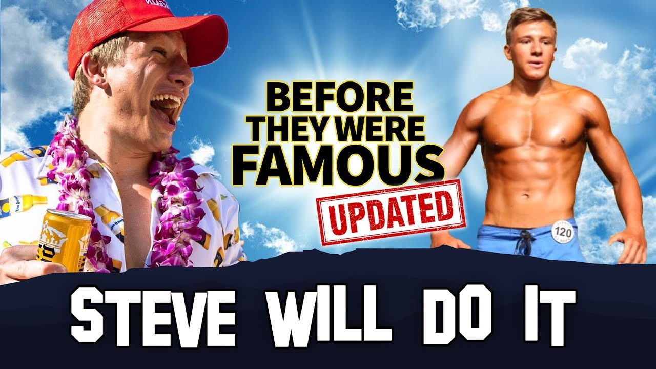 Stevewilldoit Before They Were Famous Updated Nelk Boys Youtube I get it steve's a savage and funny at times but is his chugging really that entertaining? stevewilldoit before they were famous updated nelk boys