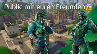 so you can easy jelly with your friends public spielen🔥 Fortnite battle