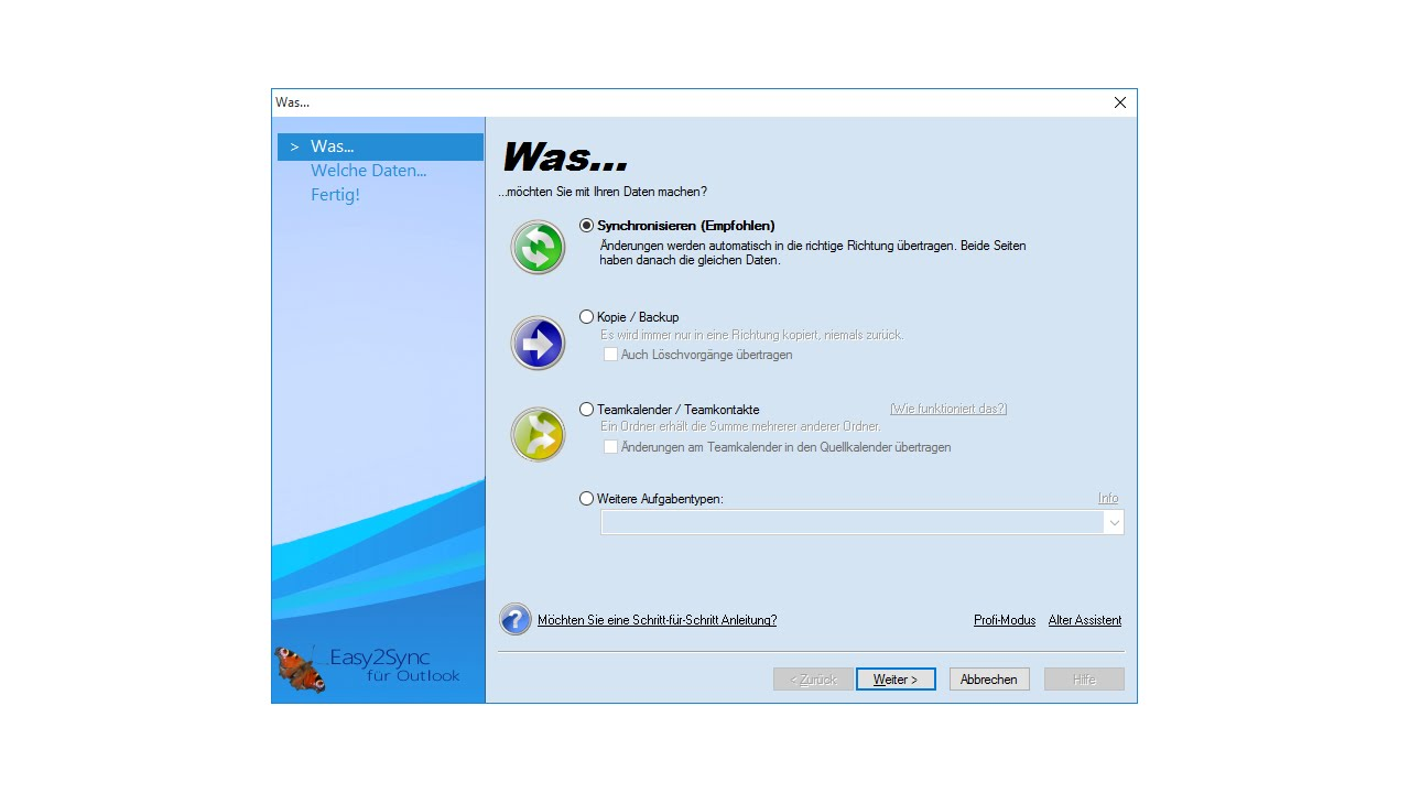 Outlook Installieren