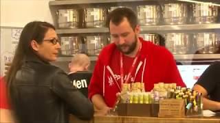 В Калифорнии начали легально продавать марихуану