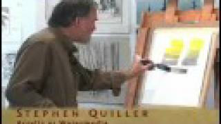 Preview | Acrylics: A Watercolor Approach with Stephen Quiller