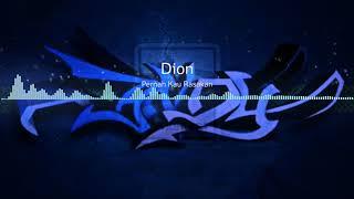 Gambar cover Dion-Pernah Kau Rasakan