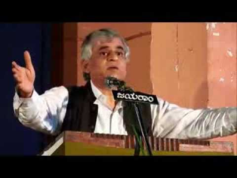 P Sainath: Corporate Hijack of Indian Agriculture - BV Kakkilaya Inspired Oration 2013