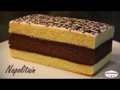 Recette du Gâteau Napolitain maison