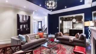 How to Pick a Paint Color for your Ceiling - The 5th Wall in the Room