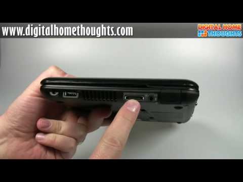 UNBOXING: HP Mini 1000 XP Edition [HD]