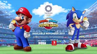 Mario & Sonic at the Olympic Games Tokyo 2020 (Switch) Trailer | SmartCDKeys.com