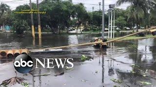 Millions brace for Zeta as new storm takes aim at Gulf Coast l GMA