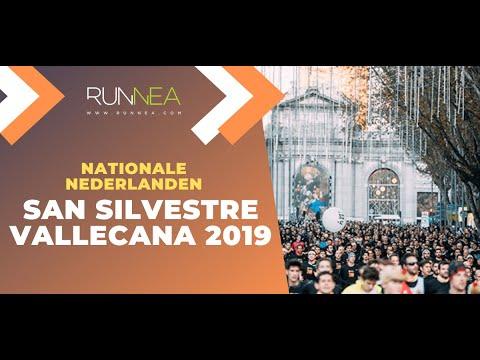 Nationale-Nederlanden San Silvestre Vallecana 2019: Una fiesta de 10k para terminar el año