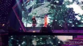 Ayda Jebat & Fina -