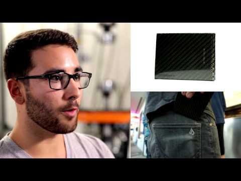 Carbon Fiber Wallets