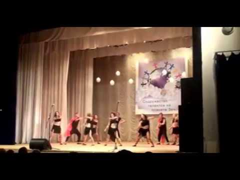 з 35 Танцевальный коллектив Восторг г  Нолинск Дикий танец