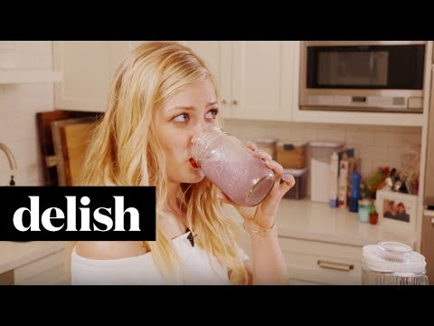Beth Behrs' LifeChaning Smoothies  Delish