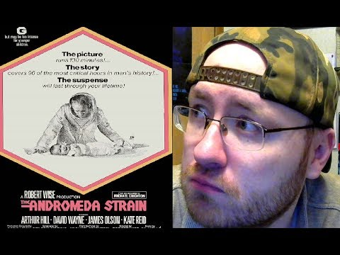 The Andromeda Strain (1971) Movie Review