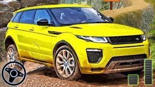 Suv Jeep Rivals Prado Racing - 4x4 Driving Simulator Offroad | Android Gameplay