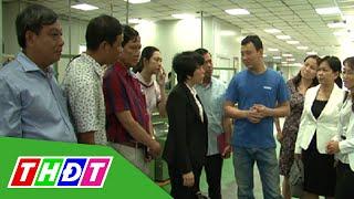 THDT - Khảo sát thị trường lao động Đài Loan