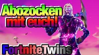 Fortnite Live Deutsch|Wins Holen|Clan Member gesucht|TwiNs Clan
