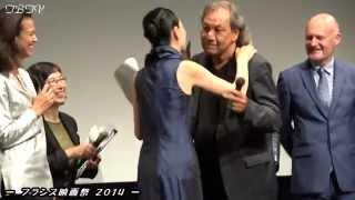 (C) uniFrance films 本体サイト 【Tokyo Borderless TV】 http://tokyo...