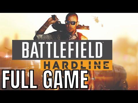 Battlefield Hardline (Sync Bug) - Full Game Walkthrough (No Commentary Longplay)