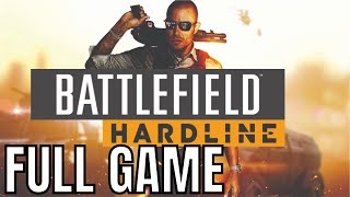Battlefield Hardline (Sync Bug) - Full Game Walkthrough (No Commentary Longplay)
