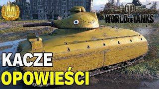 KACZE OPOWIEŚCI - AMX 40 - WORLD OF TANKS